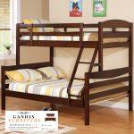 Tempat tidur tingkat murah anak kayu jati