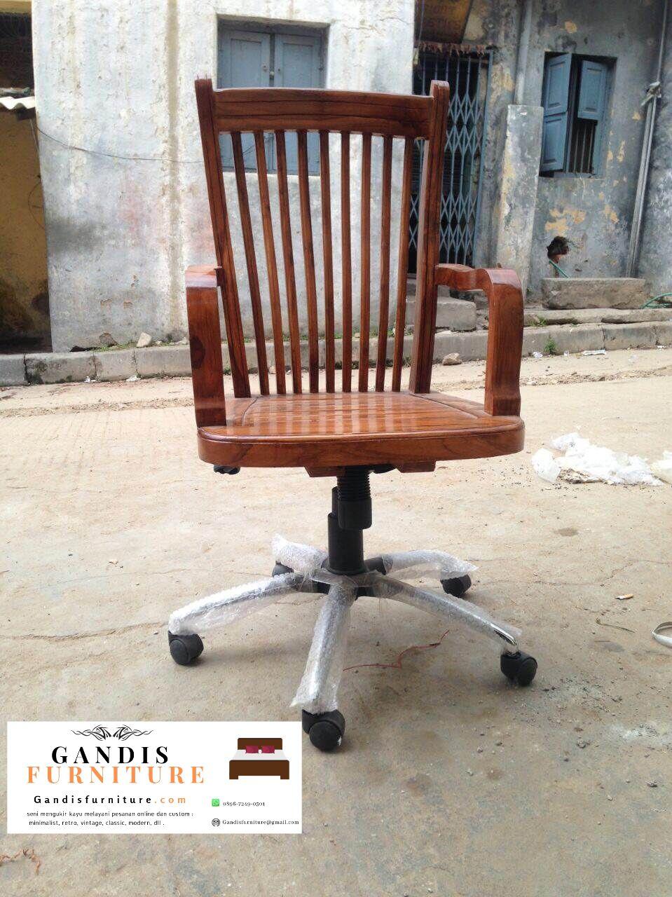 Kursi kantor - - Gandis Furniture Jepara