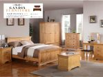 kamar set kayu jati minimalis