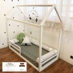 tempat tidur montessori