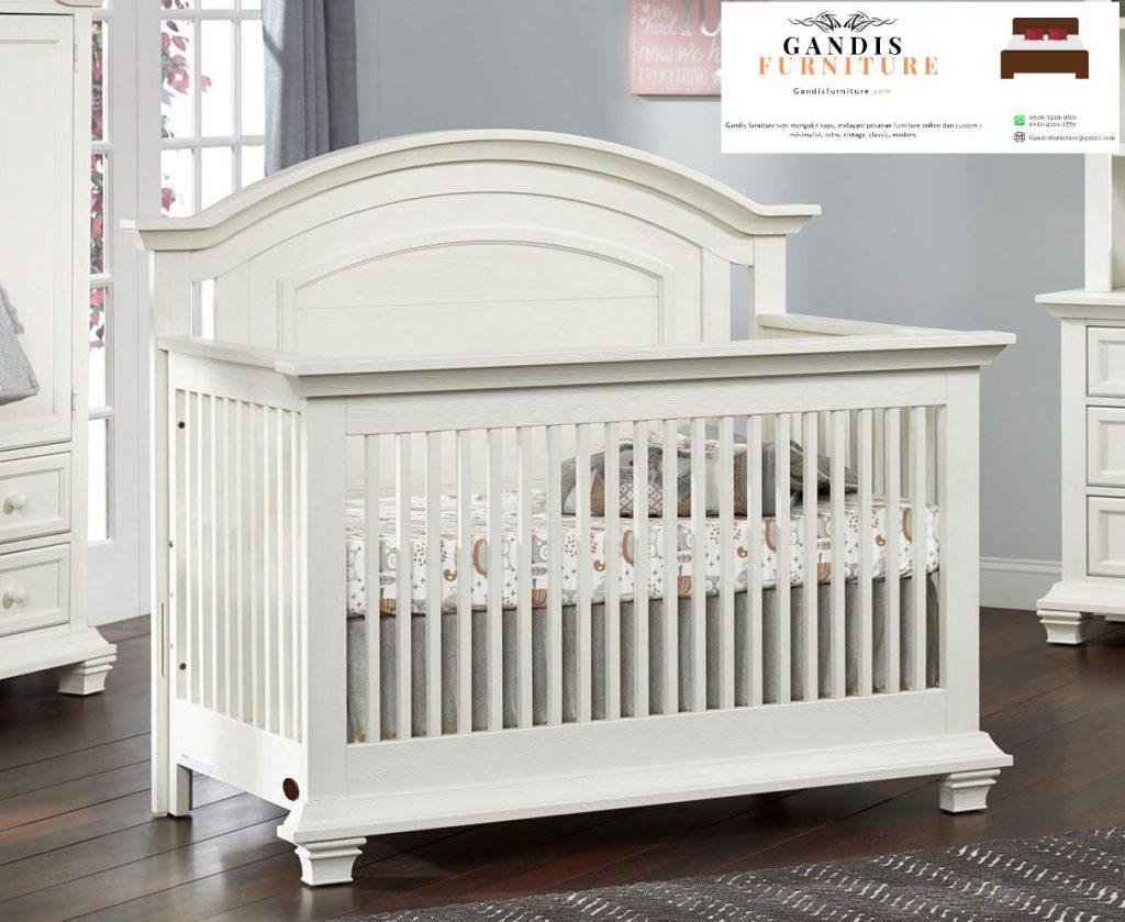 tempat tidur bayi atau box bayi minimalis
