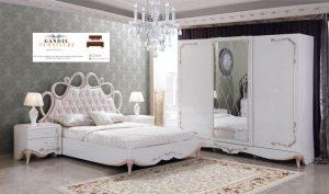 set tempat tidur mewah murah