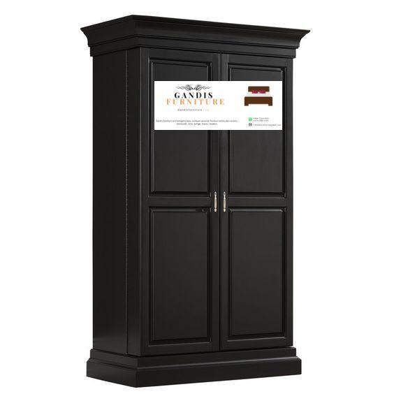 jual lemari 2 pintu murah