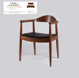 kursi cafe kayu solid murah terlaris