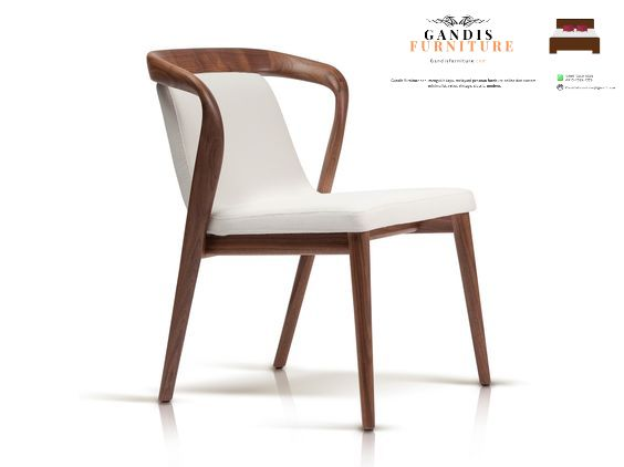 indonesan teak cafe chairs