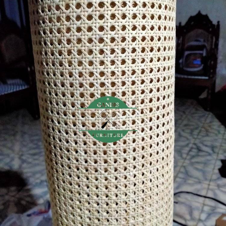 Indonesian Natural webbing rattan