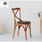 kursi cafe silang kayu jepara minimalis