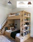 Tempat tidur tingkat anak murah mewah