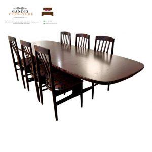 meja makan minimalis jepara