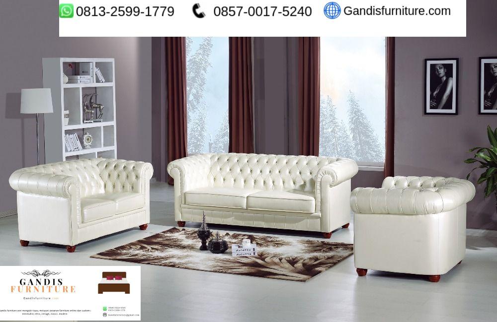 sofa minimalis unik