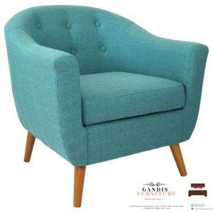 kursi sofa single seater scandinavian