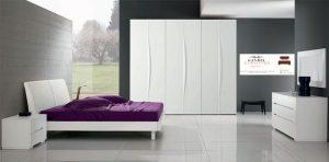 jual set tempat tidur minimalis