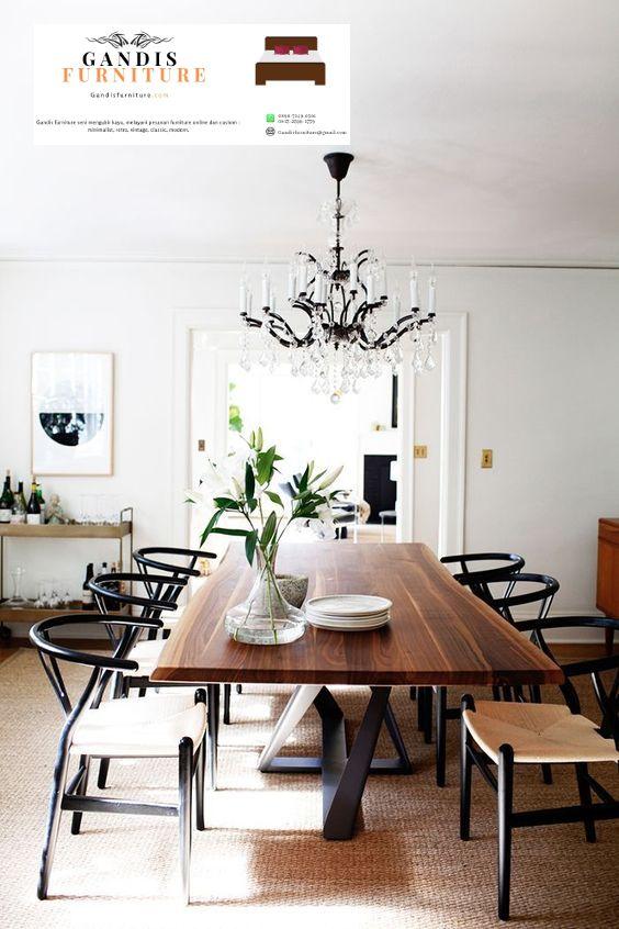 gandisfurniture menyediakan set kursi cafe murah