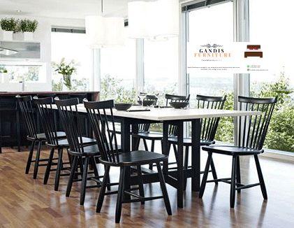 Jual Kursi Cafe Kayu Jati Jari Jari Bali Furniture Cafe Berkualitas Gandis Furniture Jepara