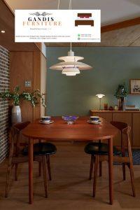 kursi cafe kayu modern minimalis