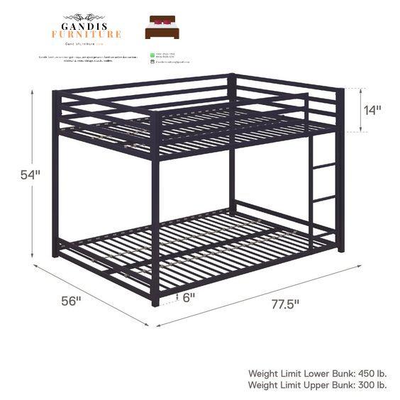 ukuran Tempat tidur tingkat minimalis murah