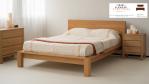 tempat tidur kayu minimalis jati jepara