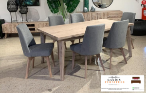 meja makan minimalis jati jepara dengan 8 kursi classic