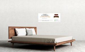 tempat tidur minimalis kayu jati jakarta