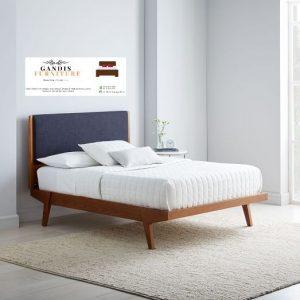 tempat tidur minimalis jati jepara