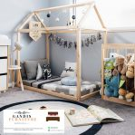 tempat tidur bayi montessori jepara