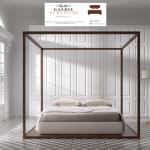 tempat tidur kayu minimalis murah jepara
