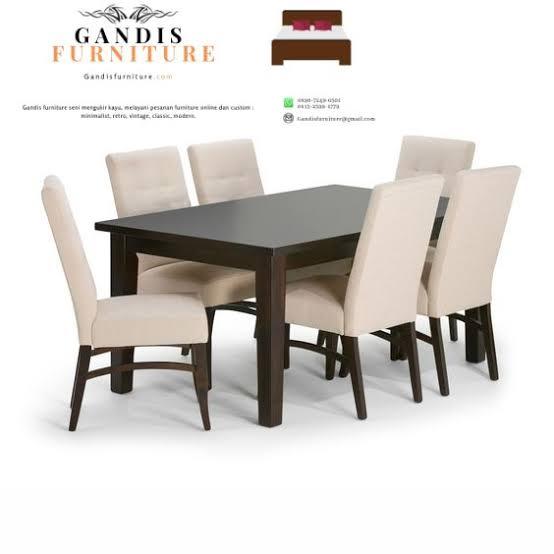 meja makan minimalismeja makan minimalis