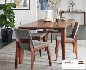 meja makan minimalis modern