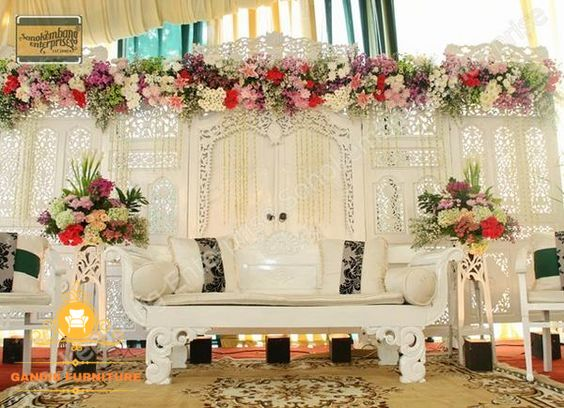 gebyok pengantin