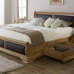 tempat tidur laci minimalis kayu jati jepara murah
