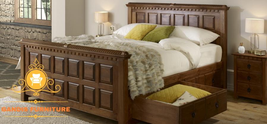 tempat tidur minimalis yogyakarta