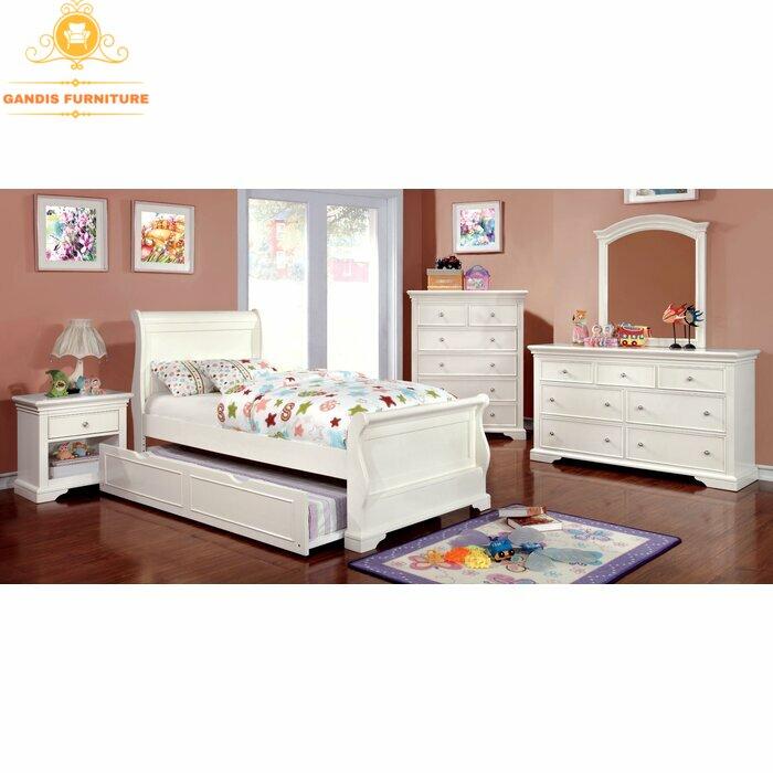desain set kamar anak
