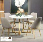 meja makan marmer minimalis murah
