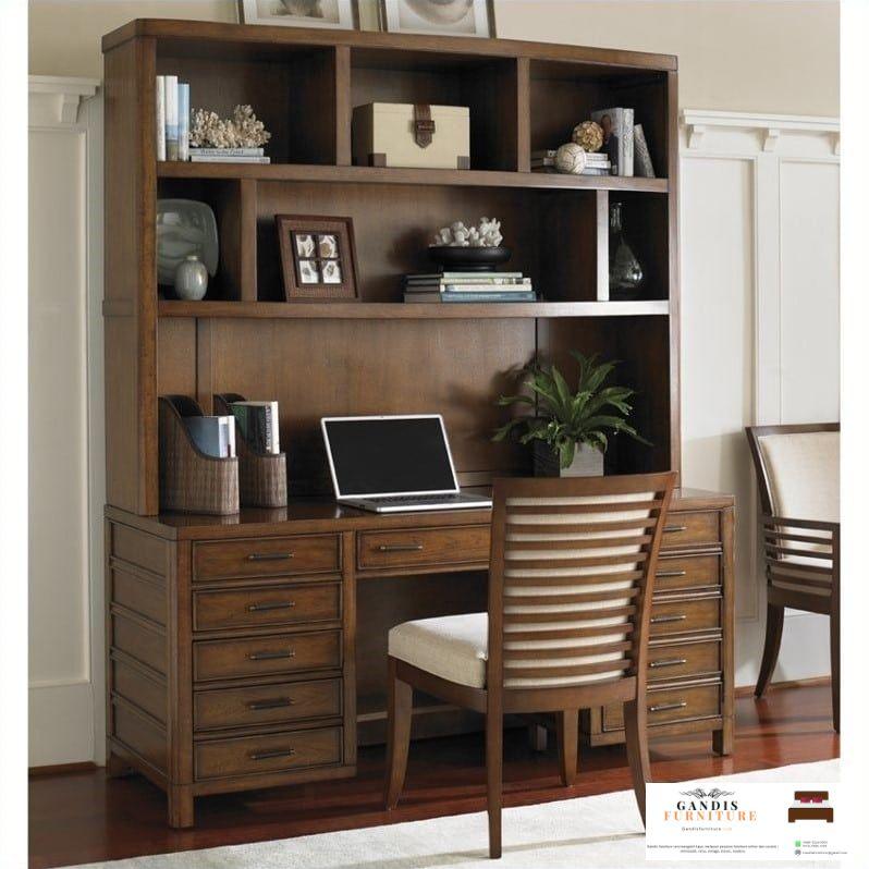 meja kantor cabinet modern