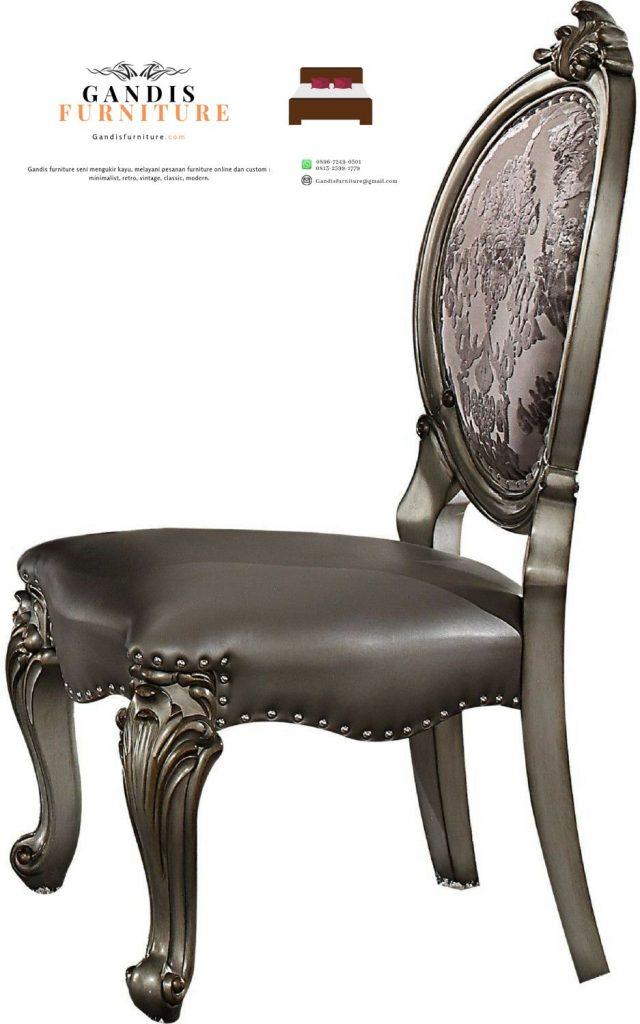 kursi eja makan mewah