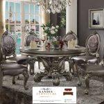 meja makan mewah italian style | luxury dinning table italian style