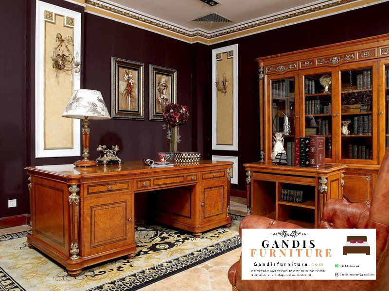 meja kantor direktur