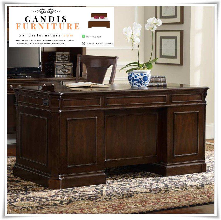 meja kantor direktur semarang
