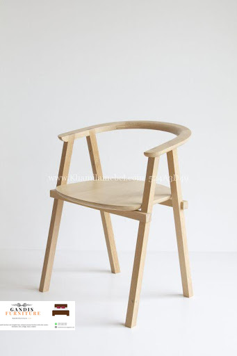 kursi cafe jepara kayu sungkai