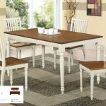 meja makan minimalis kayu murah