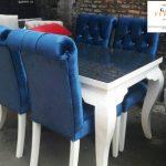 meja makan murah minimalis modern