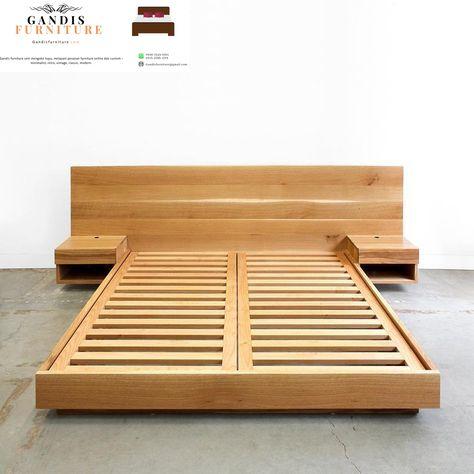 tempat tidur murah minimalis