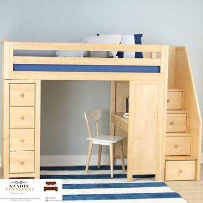 tempat tidur tingkat model terbaru murah