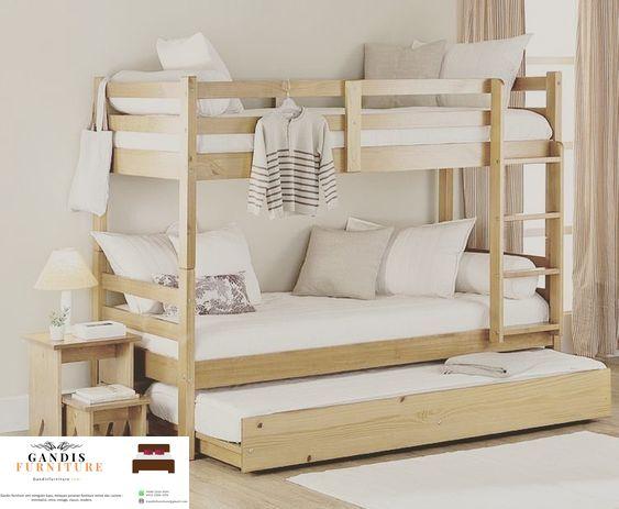 tempat tidur minimalis tingkat murah