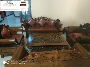 kursi madura matahari kayu jati murah