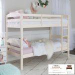 tempat tidur tingkat murah kayu jati minimalis