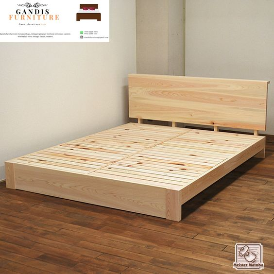 tempat tidur minimalis murah terbaru