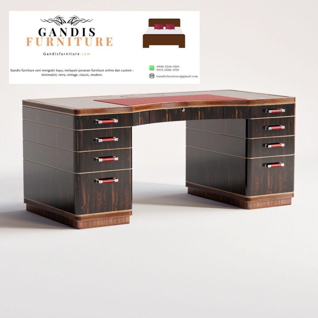 meja kerja minimalis jepara