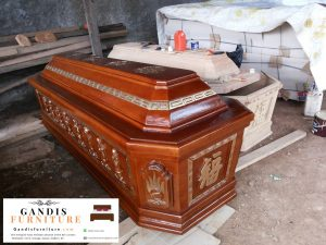 peti jenazah kayu sengon
