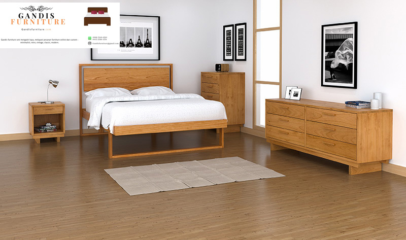 set kamar tidur minimalis murah
